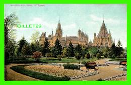 OTTAWA, ONTARIO - MAJOR'S HILL PARK -  MONTREAL IMPORT CO - 3/4 BACK - - Ottawa