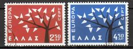 Griekenland Europa Cept 1962 Gestempeld - Gebraucht