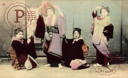 GEISHA  ASIA JAPON JAPAN - Altri