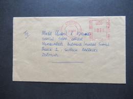GB 1990 Field Post AFS / Freistempel B.F.P.O. An Den Major Station Staff Officier Headquarter Dortmung Suffolk Barracks - Covers & Documents
