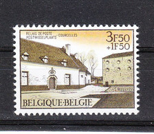 Belgio - 1970. Museo Postale A Courcelles. Postal Museum . MNH - Musei