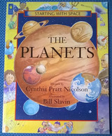 The Planets (Starting With Space) - C. P. Nicholson - Kids Can Press, 1998- L - Testi Scientifici