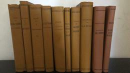 Stock 10 Libri Di Letteratura Anni '20 '30 '40' - Autori Vari - P - Libri Antichi