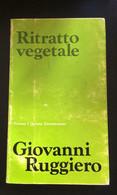 Ritratto Vegetale - Giovanni Ruggiero,  Forum/ Quinta Generazione - P - Poesie