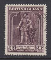 British Guiana, Scott 238a (SG 316a), Used - British Guiana (...-1966)