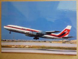 AIR MALTA  B 707-320C   CS-TBU  / COLLECTION VIL N° 1537 - 1946-....: Modern Era