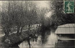 CPA Louviers Eure, Le Chemin Vert - Altri Comuni