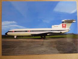 MALTA AIRLINES  TRIDENT 2E   G-AVFC    / COLLECTION VIL N° 1550 - 1946-....: Modern Era