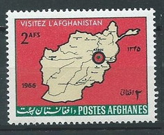 Afghanistan YT N°816 Visitez L'Afghanistan Neuf ** - Afghanistan