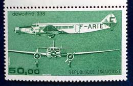 N° 60  Poste Aérienne  De 1987 - 1960-.... Mint/hinged