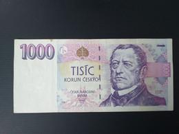 TCHEQUIE 1000 KORUN 1996 - Czech Republic
