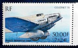 N° 64   Poste Aérienne  De  2000 - 1960-.... Mint/hinged