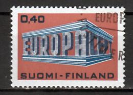 Finland  Europa Cept 1969 Gestempeld - Gebraucht