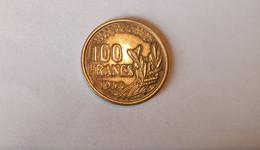 ---1 Piece-100-Francs--1954--B--Cochet----Cupro-Nickel-( Qualité-en--Sup+++++++- - N. 100 Francs