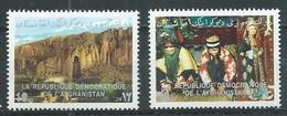 Afghanistan YT N°1049/1050 Indépendance Neuf ** - Afghanistan