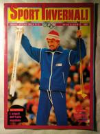 Sport Invernali 3 1987 Dal Sasso Sambugaro Deviatiarov Wassberg Walder De Zolt Deola Pozzoni Desderi Benetti Lunardi - Sport