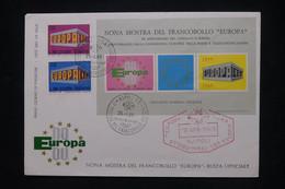 ITALIE - Enveloppe FDC En 1969 - Europa - L 108326 - F.D.C.