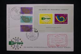 ITALIE - Enveloppe FDC En 1973 - Europa - L 108329 - F.D.C.