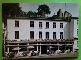 Hotel Restaurant  De Grot Van Lourdes VALKENBURG Limburg Nederland , Bistro Gulpen Bier  1981 , TB - Valkenburg
