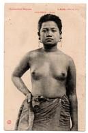 Laos - Sao Deng - Buste - Femme Seins Nus    - CPA°ps - Laos