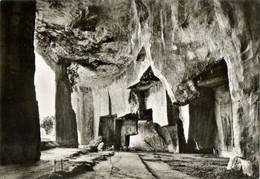 Siracusa, Sicily-The Rope Makers Grotto (Vera Fotografia 041717) - Siracusa