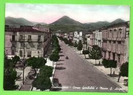 Castrovillari - Corso Garibaldi E Monte S. Angelo - Cosenza