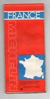 Carte France Michelin De 1982 - Carte Stradali
