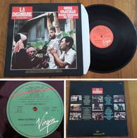 "RARE French LP 33t RPM (12"") BOF OST ""LA DECHIRURE / THE KILLING FIELDS"" (Mike Oldfield, 1984) - Soundtracks, Film Music"
