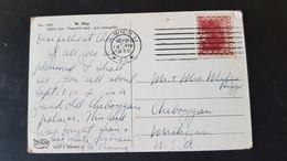W. Hoy - Stiller See - Used In Wien - Sent To Cheboygan Michigan USA 1930 - Gebruikt