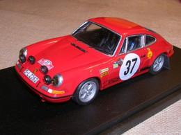 PORSCHE 911 S 2,2 RALLY MONTECARLO 1969 WALDEGAARD WINNER RACING43 1/43 - Altri