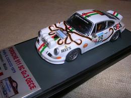 PORSCHE 911 SC GR.3 RALLY IL CIOCCO 1979 PANTALEONI RACING43-TRON 1/43 TRUE - Altri
