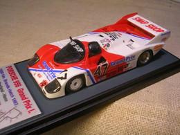 PORSCHE 956 GRAND PRIX INT. 1000 KM. BRANDS HATCH 1983 HENN-GALICA STARTER 1/43 - Altri