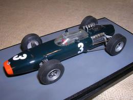 BRM P261 MONACO GP 1965 WINNER GRAHAM HILL TENARIV 1/43 TRUE - Altri