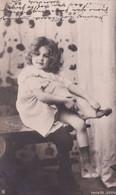 Swiss Switzerland Child Wild Striped Fashion Socks Old Postcard - Non Classificati