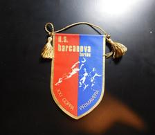 Flag (Pennant Banderín) - Italia - US Barcanova Torino - Abbigliamento, Souvenirs & Varie