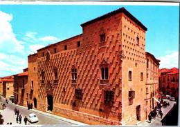 (5 A 5) Spain - Salamanca (Case De Las Conchas) - Monumenti