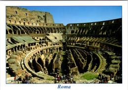 (5 A 7) Italy - Roma Colosseum - Monumenti