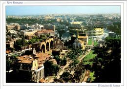 (5 A 7) Italy - Roma Forum Romano & Colosseum - Monumenti
