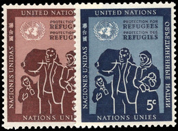 New York 1953 Protection For Refugees Unmounted Mint. - Ungebraucht