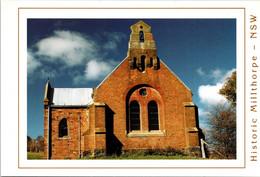 (5 A 8) Australia - NSW - Millthorpe Church Of St Mark - Monumenti