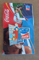 Athens 2004 Olympic Games, Coca Cola Sponsor, 1 Month To Go Pin With Mascots. EXTRA RARE!!! - Jeux Olympiques