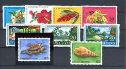 1969, Samoa, 191-94 U.a., ** - Samoa