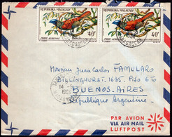 Republika Malagasy - 1964 - Lettre - Par Avion - Envoyé En Argentina - A1RR2 - Madagascar (1960-...)