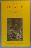 Théatre - Maurice Bardon - Garnier Paris - 1948 - G - Libri Antichi