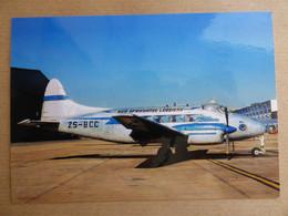 SAL / SUID AFRIKAANSE LUGDIENS  DH-104 DOVE  ZC-BCC    / COLLECTION VIL N° 1553 - 1946-....: Modern Era
