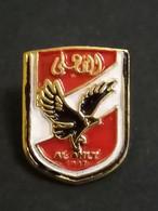 "Egypt , Badge Pin Al Ahly Club  CAF – Confederation Of African Football "" Al Ahly Club "" EGYPT . AgouzT - Abbigliamento, Souvenirs & Varie"