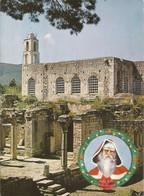 Pere Noel (  Histoire Du Pere Noel A Myra Turquie Au Verso - Santa Claus