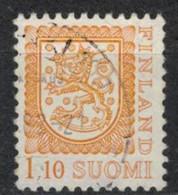 1978    Coat Of Arms 1975 - Type I - 11¾ - YT 791 - Unificato 789 - MI 834 I - Gebraucht