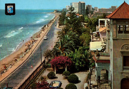 CPM - BENICASIM - Playa De Las Villas ... - Castellón