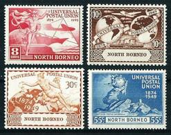 Borneo (Británica) Nº 276/79 Nuevo* - North Borneo (...-1963)